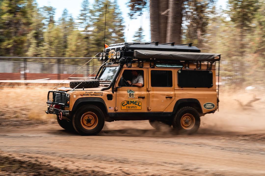 Northern California Land Rover Club